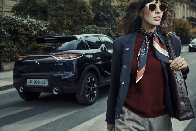DS 3 Crossback Ines De La Fressange Paris : Collection Exclusive 2020-DS3-CB-V0049