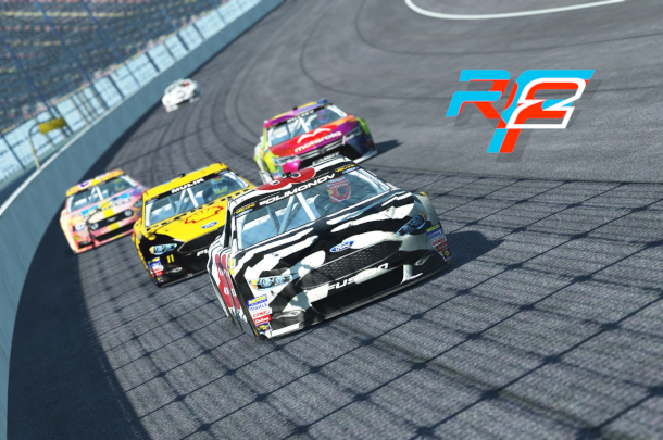 VRC NASCAR 2021 - Round 5 - Michigan