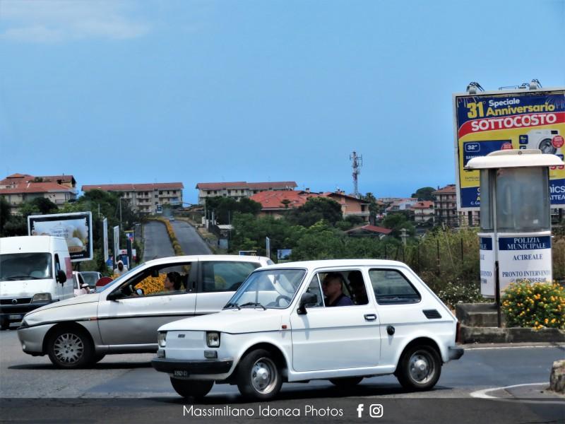 avvistamenti auto storiche - Pagina 30 Fiat-126-600-22cv-73-CT329021-2