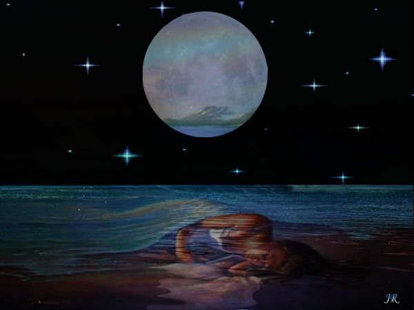 Lua-com-estrelas-L