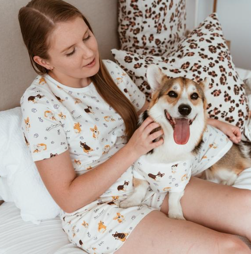 Breed Print PJs