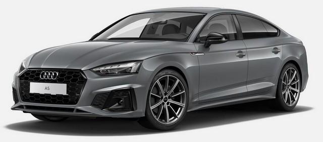 Audi A4 et Audi A5 : une série spéciale S Edition encore plus équipée A5-Sportback
