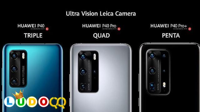 Huawei Boyong P40 Pro Plus dengan Kamera Ciamik, Harganya Rp 18 Jutaan