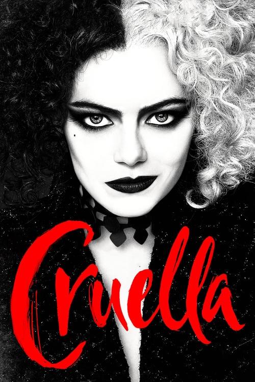 Cruella (2021) 2160p | 1080p | 720p HEVC DD7.1 DUAL Türkçe Dublaj