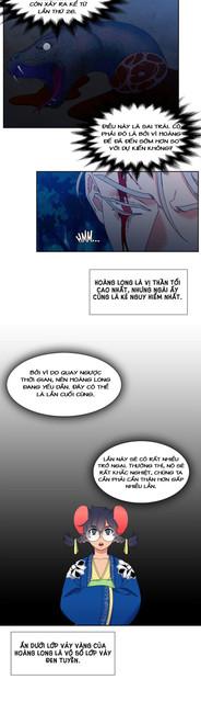 [MANHWA]TRUYỀN THUYẾT VỀ HOÀNG LONG Chap 11 Trang 22