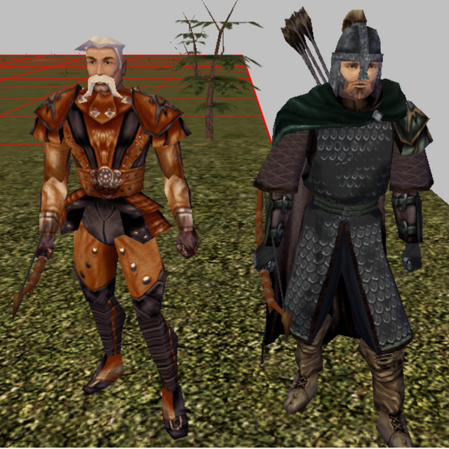 Gv-M-Rohirrim-Archer