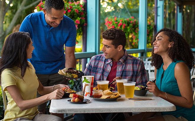 SeaWorld Orlando All Day Dining Deal