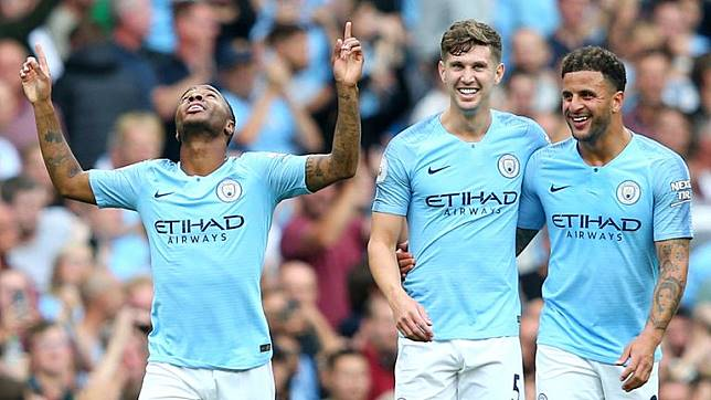 Kemurahan Hati Sterling yang Membawa Berkah untuk Manchester City