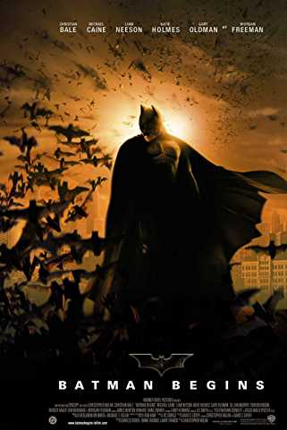 Batman Begins 2005 Download English 720p