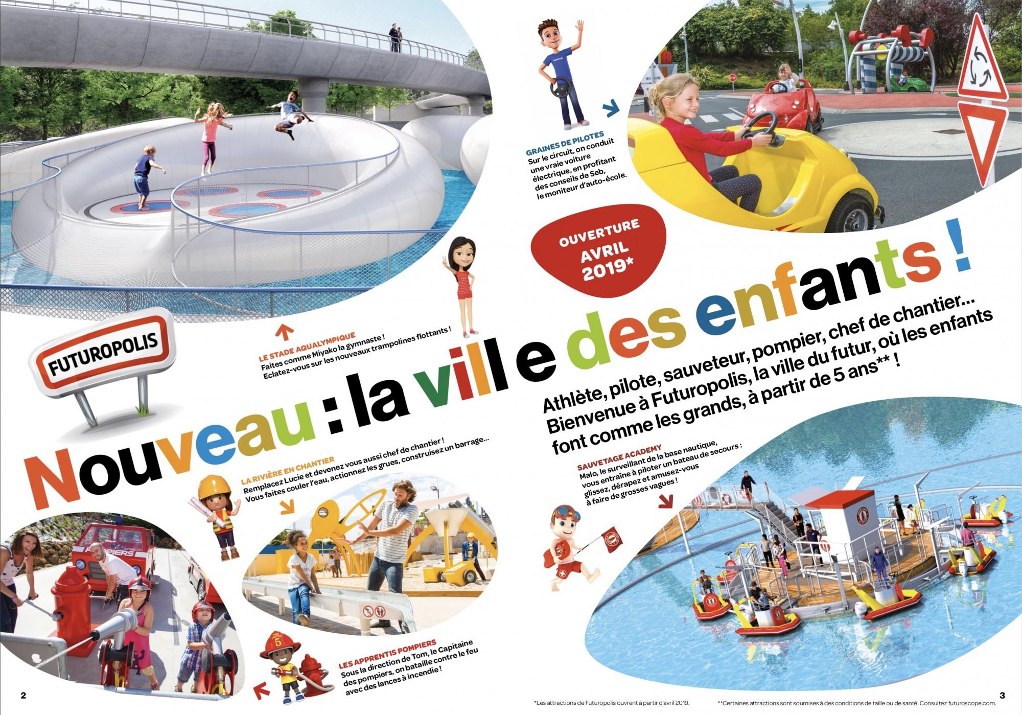 Futuropolis (ex Le Monde des Enfants) · 2019 - Page 3 Futuropolis-brochure-indiv-agence-2019