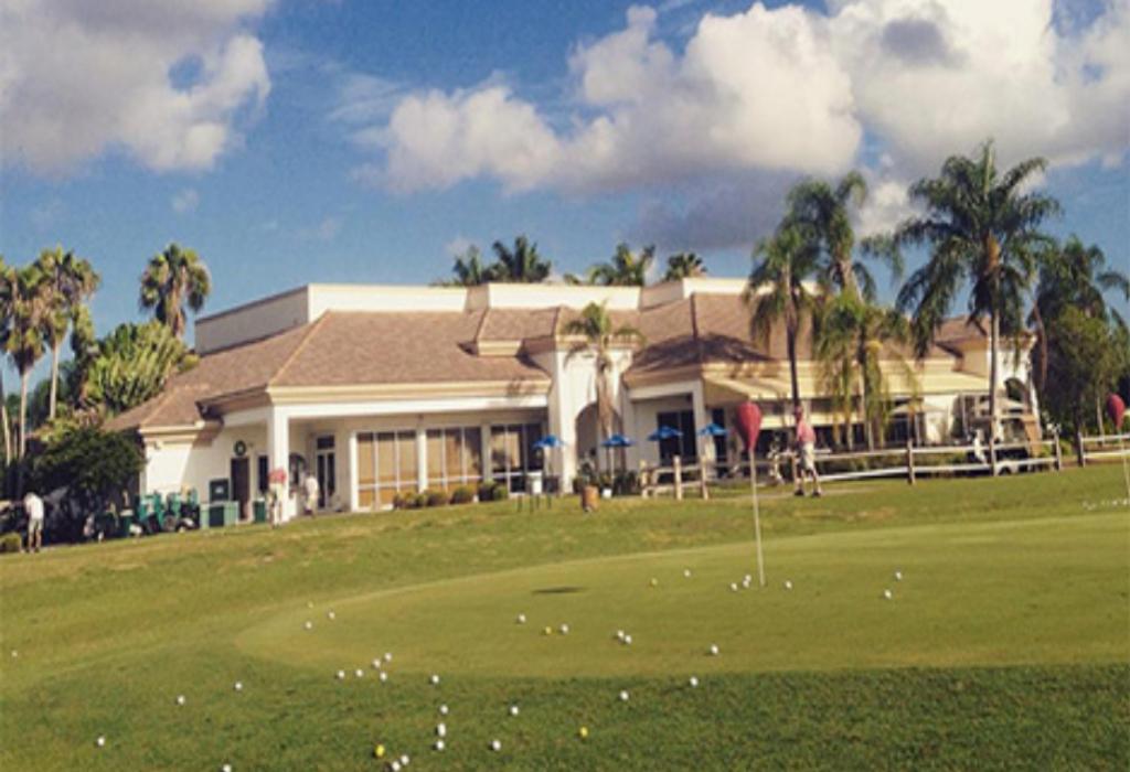 Top Golf Stadium