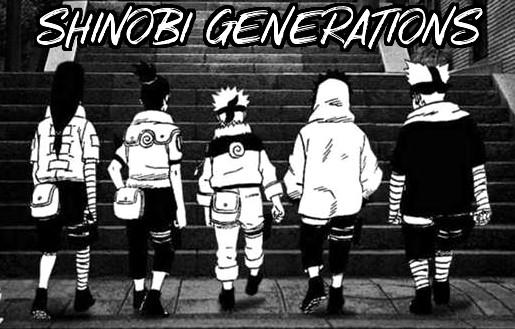 Shinobi Generations! C4-MYA1566338590