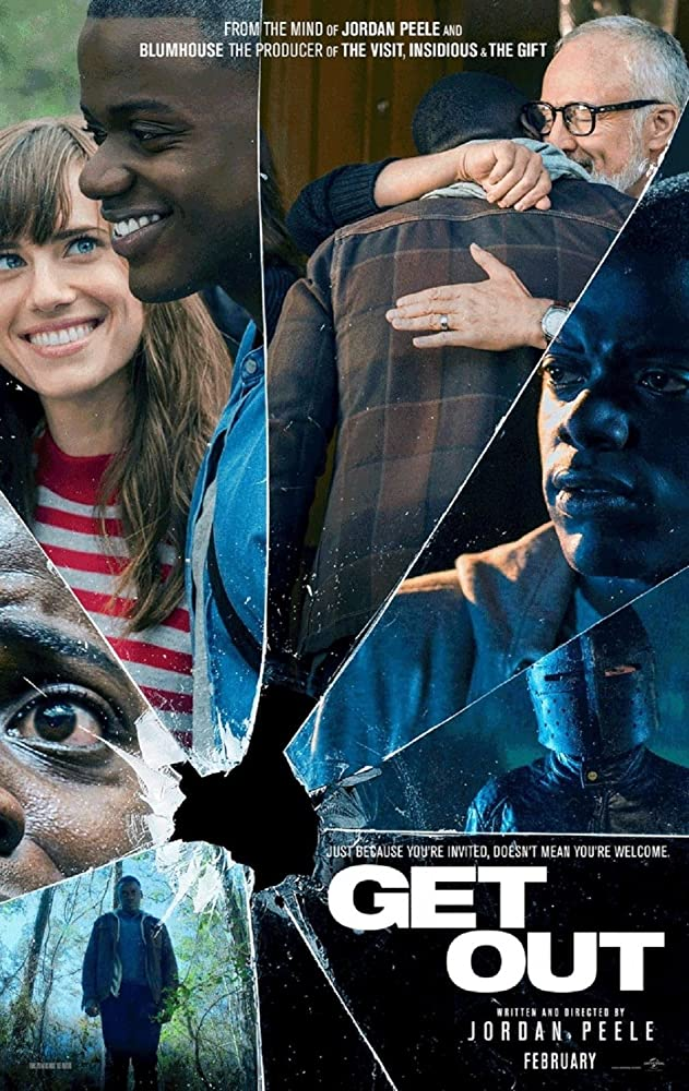 Get Out 2017 Hindi ORG Dual Audio 720p BluRay ESubs 800MB | 400MB Download