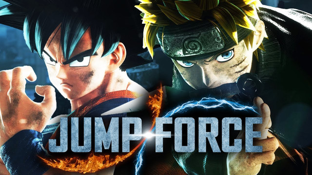JUMP FORCE Ultimate Edition (xatab)
