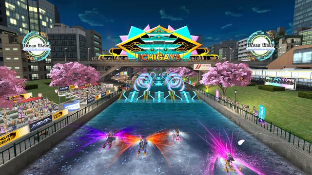 PlayStation®4『神田川JET GIRLS』今日發售! 可操控角色追加DLC也同步上市!  34