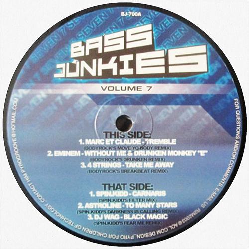 VA - Bass Junkies Vol. 7