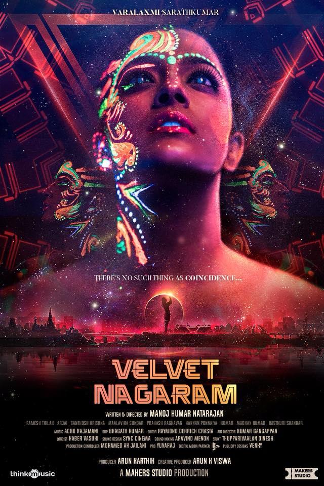 Velvet Nagaram (2020) Tamil 480p WEB-DL H264 AC3 700MB ESub
