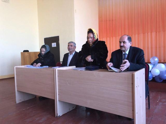 Xalq deputatlari Urganch shahar Kengashi deputati Ravshan Abdullayev  9-son Gulzor mahallasi fuqarolari bilan uchrashuv o'tkazdi