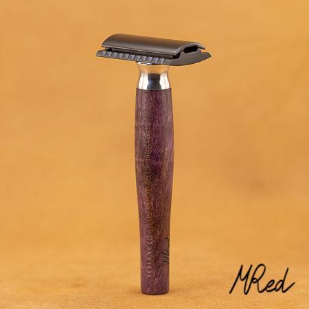 Les rasoirs de MRED (manches, custom...) - Page 6 Bois-stabilis-Violet-3-sur-4