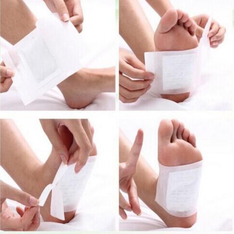 Detox Foot Pads (10 PCS)