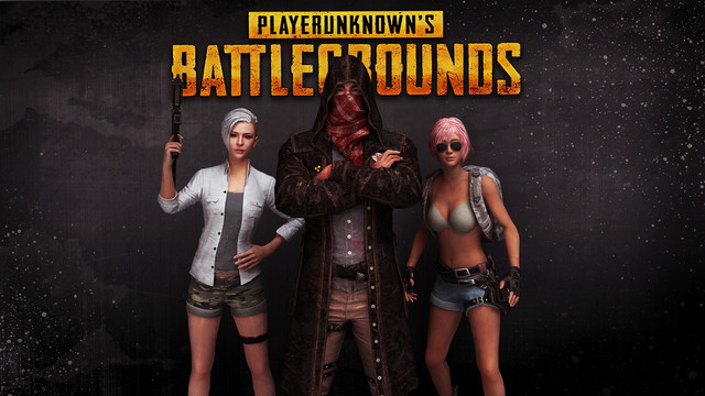 PlayerUnknown's Battlegrounds,PUBG