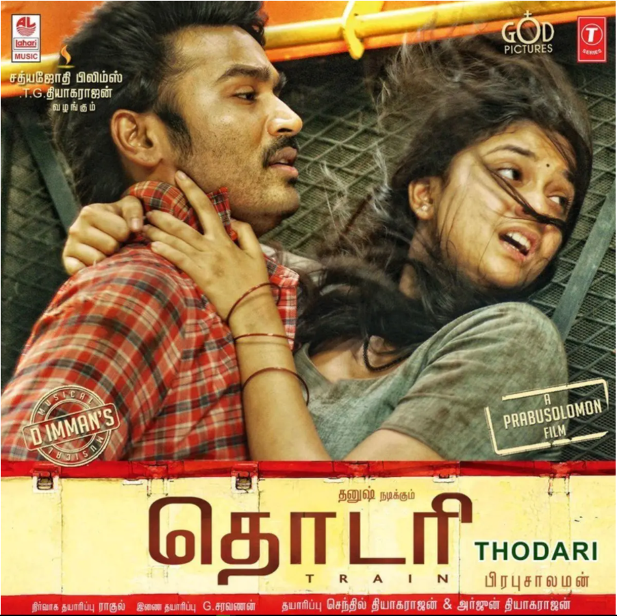 Thodari (2021) Hindi Dubbed Movie HDRip 720p AAC