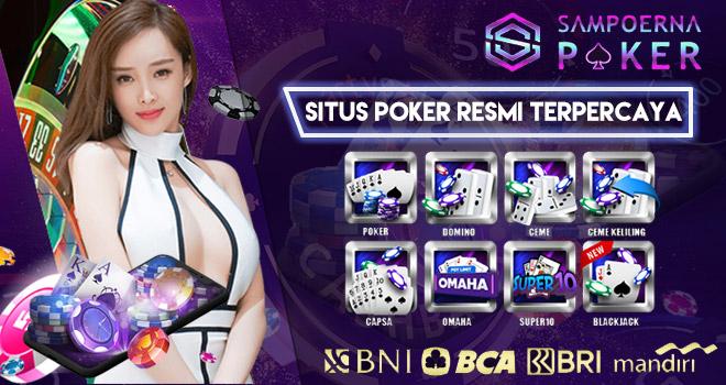 Poker Deposit Pulsa 2022