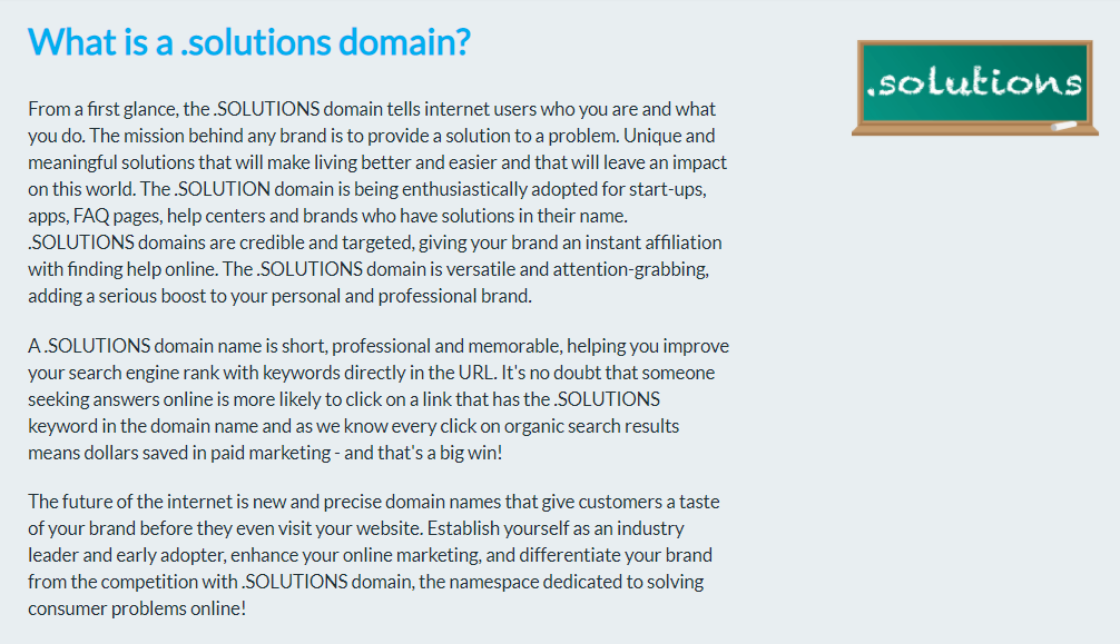 dot-solutions