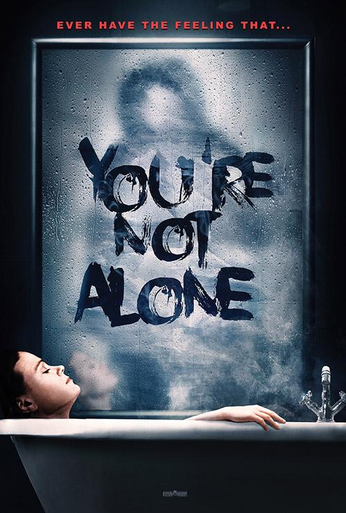 You're Not Alone | 2020 | m720p - m1080p | WEB-DL | Türkçe Altyazılı | Tek Link