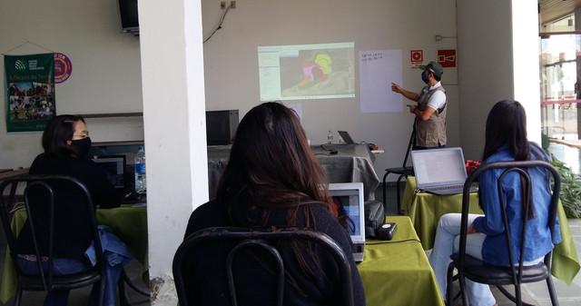 Novidade: único no Brasil, curso piloto de Mapeamento de Propriedades é realizado no Norte de Minas