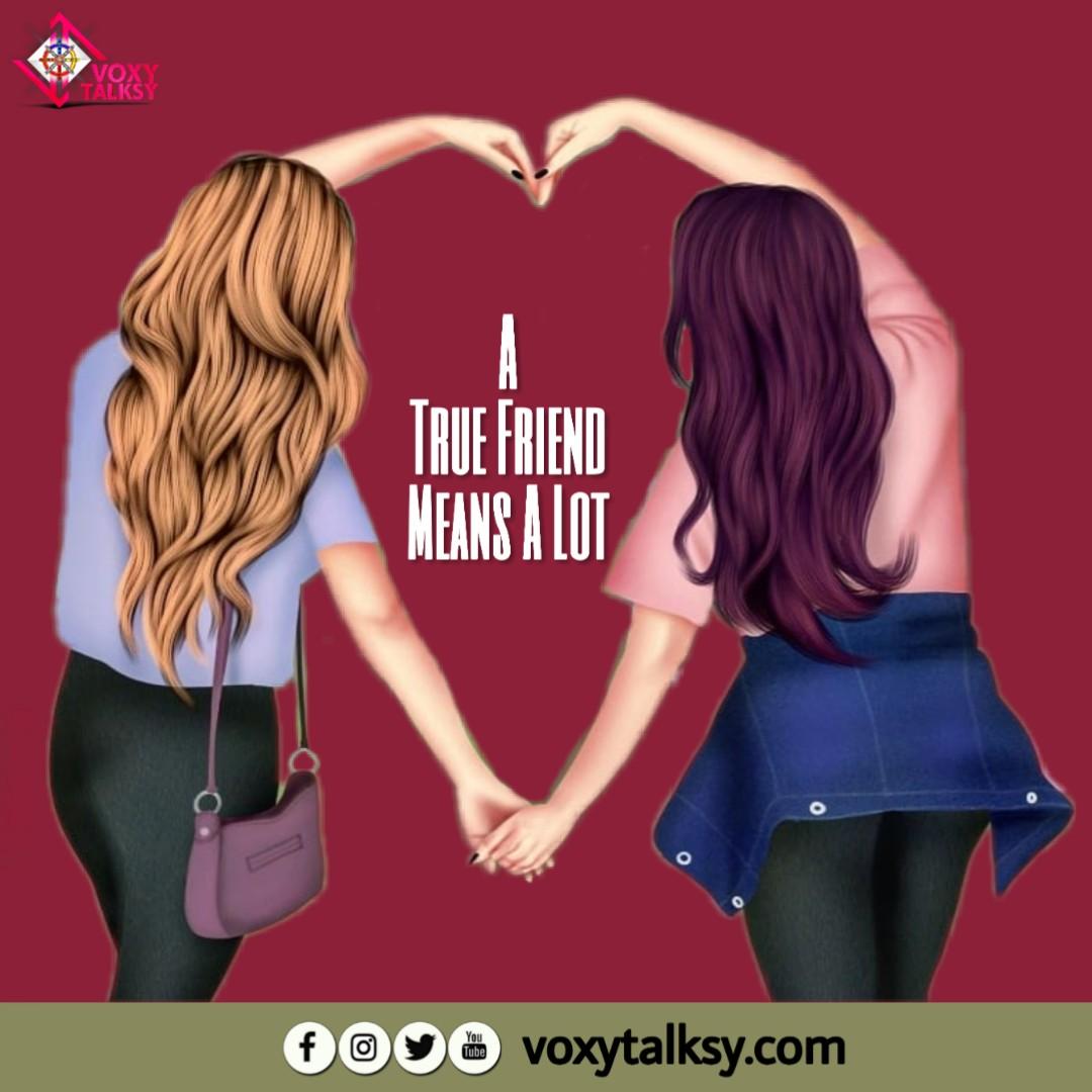 International Friendship Day 2020 | Happy friendship day | VoxyTalksy