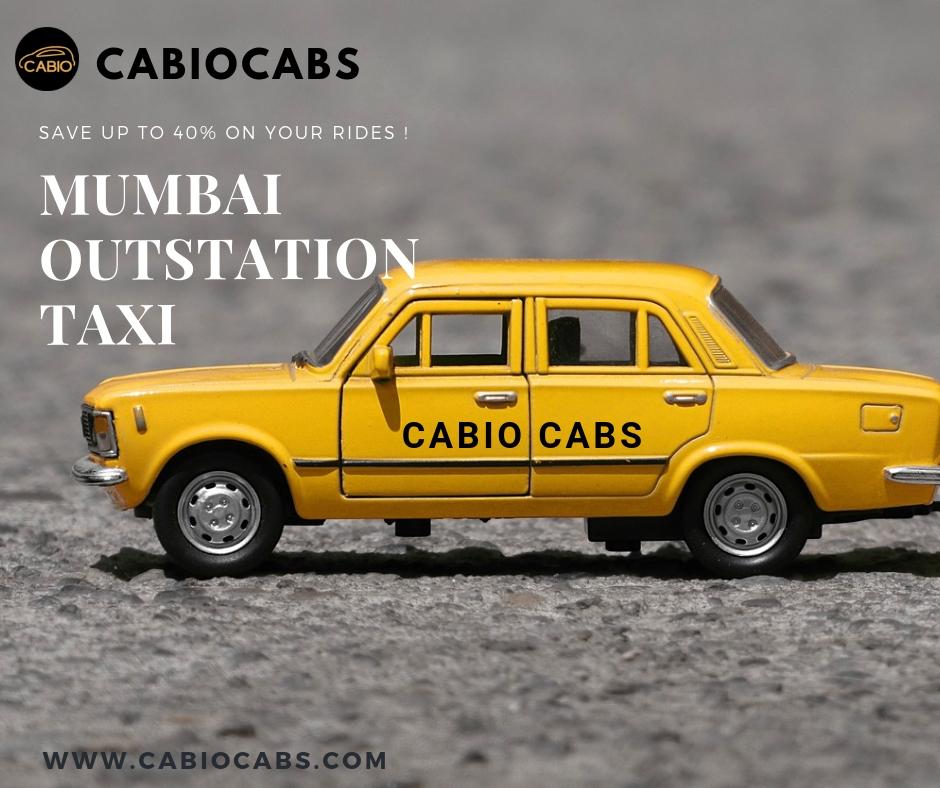 outstation taxi in mumabi