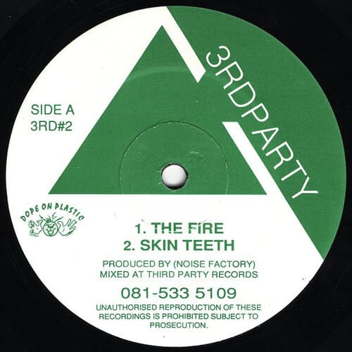 Download Noise Factory - The Fire EP mp3