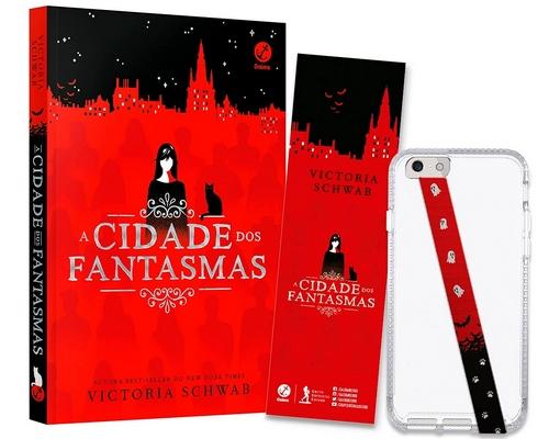"""""""A Cidade dos Fantasmas"""" lançamento da @galerarecord já está em pré-venda"""