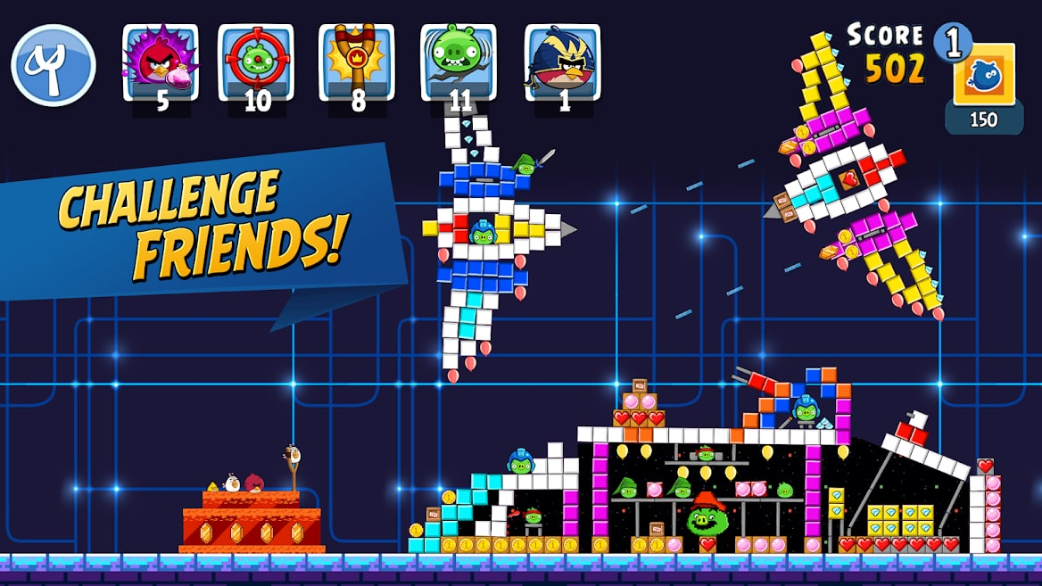 Angry Birds Friends 2022 2