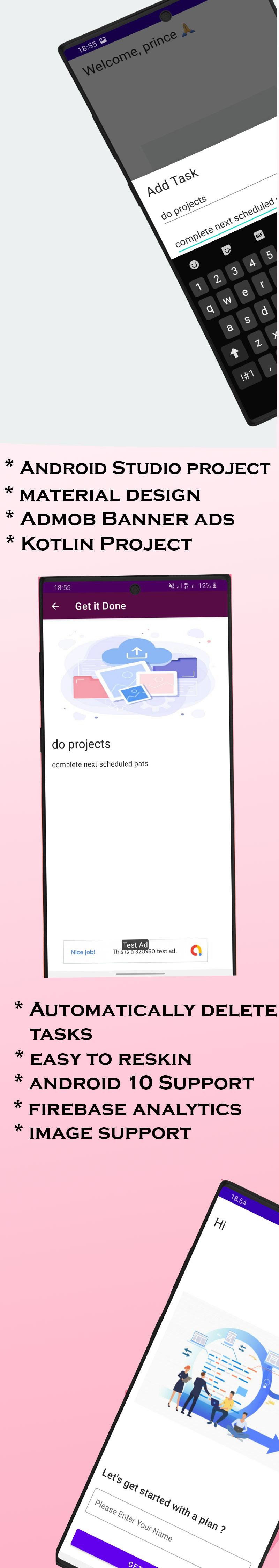 simple todo app