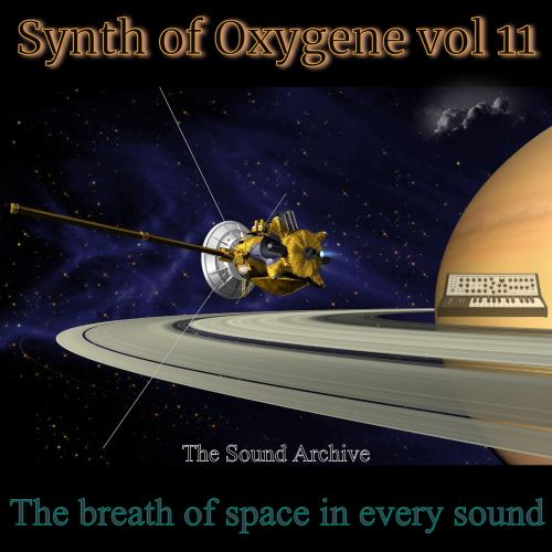 VA - Synth of Oxygene vol 11 [by The Sound Archive] (2021)