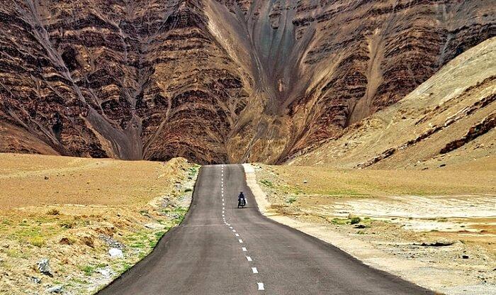 Самые захватывающие дороги