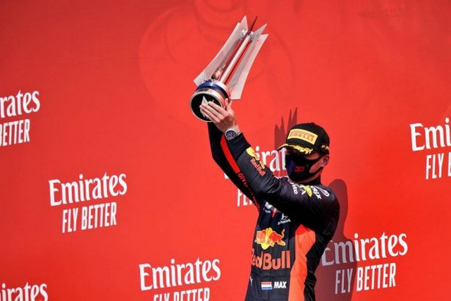 F1 GP du 70e anniversaire de la F1 2020 : Victoire Max Verstappen (Red Bull) 1049307