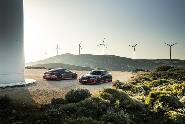 L'Audi e-tron GT entre en production : la production neutre en carbone commence à l'usine de Böllinger Höfe A209030-medium