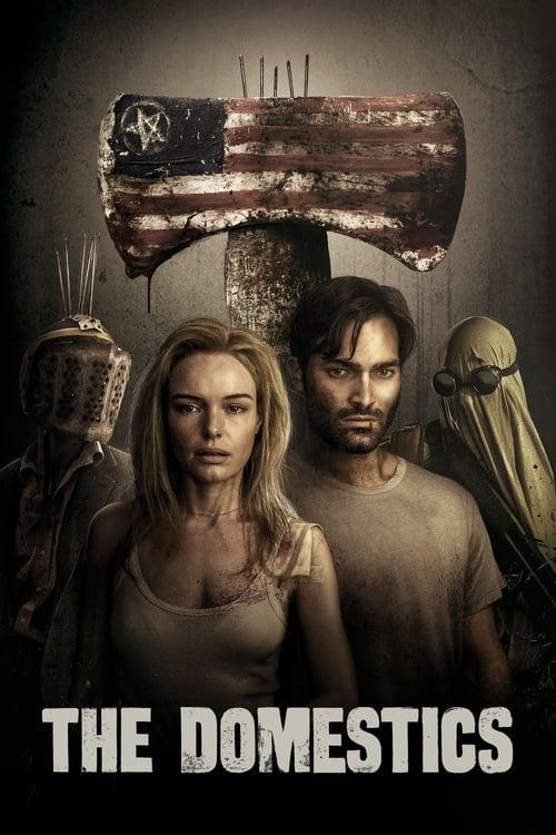 Yurtseverler - The Domestics (2018) BluRay Remux | 1080p | 720p AVC DD5.1 DUAL Türkçe Dublaj