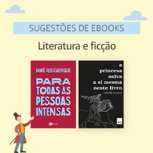 Especial eBooks de Literatura e Ficção Banner Resenhas Independentes