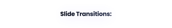 Transitions and Titles - 16