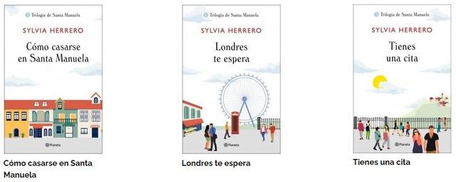 Trilogía de Santa Manuela, Sylvia Herrero (rom) Captura
