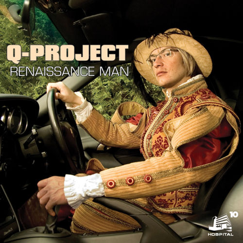 Download Q-Project - Renaissance Man (Album) (NHS110DD) mp3