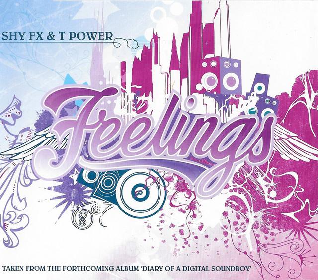 Shy-FX-T-Power-Feelings-Cover