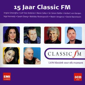 Compilations incluant des chansons de Libera 15-jaar-Classic-FM-300