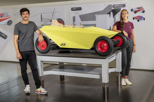 Construisez une voiture Hyundai unique au monde ! Soapbox7