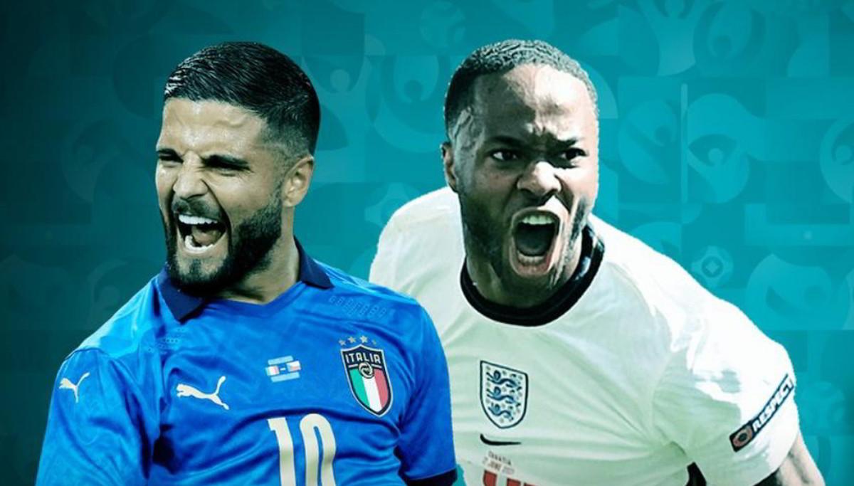 Finale Euro 2020: Italia-Inghilterra Streaming Diretta Gratis su Rai Uno e Sky Sport