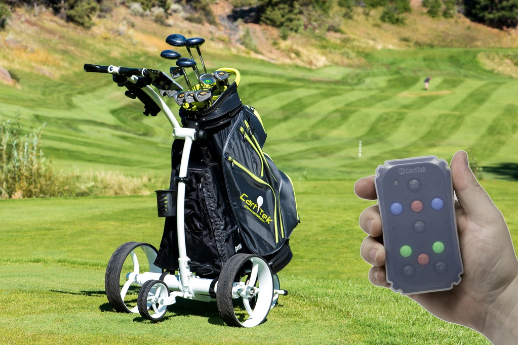 Features Of Remote Control Caddy In The Golf Club